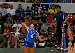 Shakey's V-League: PSW vs UST Highlights