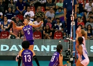 Shakey's V-League: BLP vs BOC Highlights