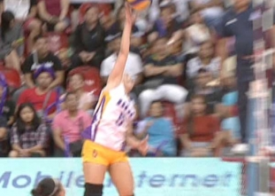 SHAKEY'S V-LEAGUE: BLP vs BOC (S3) - November 9, 2016