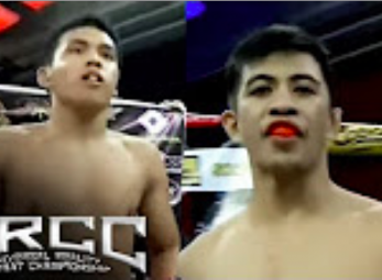 URCC 28 Vindication: CJ De Tomas vs Alvin Ramirez