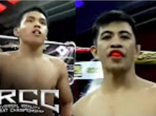 URCC 28 Vindication: CJ De Tomas vs Alvin Ramirez
