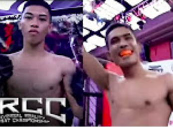 URCC 28 Vindication: Solomon Dultra vs MJ Abrillo