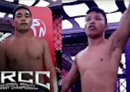 URCC 28 Vindication: Arjay Bongala vs Rodian Menchavez