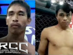 URCC Fight Farm Championship: Jiar Castillo v Norman Agcopra