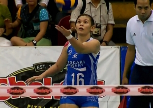 Shakey's V-League: PSW vs BOC Highlights