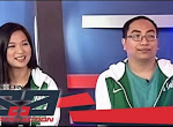 The Score: DLSU Animo Squad | UAAP 79 Cheerdance Preview
