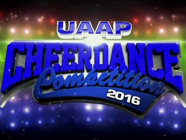 UAAP 79 Cheerdance Competition 2016 Primer