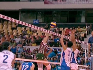 SHAKEY'S V-LEAGUE : PUSO vs PALABAN (S2) - November 20, 2016