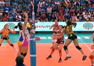 SHAKEY'S V-LEAGUE: PUSO vs PALABAN (S3) - November 20, 2016