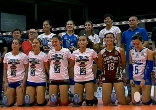 Shakey's V-League AllStar: Awarding