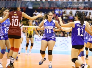SVL All-Star | Team Puso vs Team Palaban | Set 1 | Nov 20
