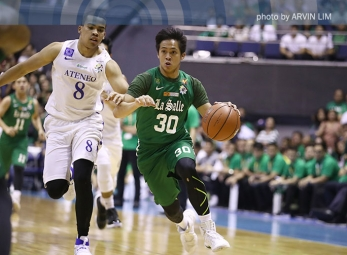 Andrei Caracut rattles in the triple with clock winding down