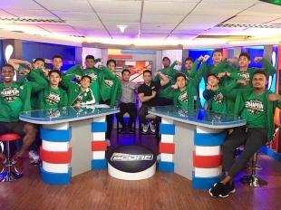 The Score: DLSU Green Archers Exclusive Interview