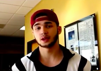 Kobe Paras tells basketball players to