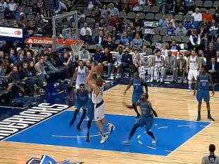 Recap: Matthews headlines Mavericks win over Timberwolves