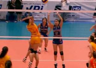 NCAA 92 VOLLEYBALL WOMEN FINALS GAME 1: AU vs SSC-R (S2)