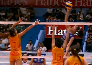 NCAA 92 VOLLEYBALL WOMEN FINALS GAME 1: AU vs SSC-R (S3)