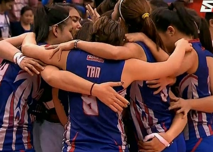 NCAA 92 WOMEN'S VOLLEYBALL FINALS GAME 3: SSC-R vs AU (S4)