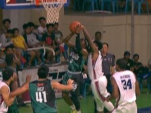 ASEAN BASKETBALL LEAGUE: ALP vs WMD (Q2)