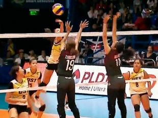 UAAP 79 Women's Volleyball: UP vs UST Game Highlights