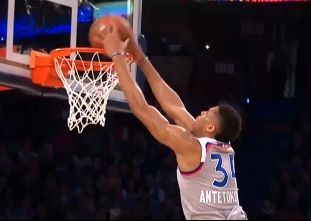 Dunk of the Day - February 20, 2017