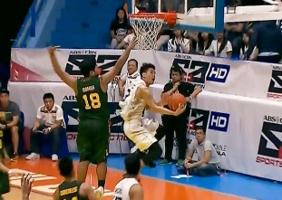 UAAP 79 Junior's Basketball Finals: FEU vs NU