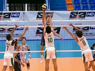 UAAP 79 Men's Volleyball: ADU vs DLSU Game Highlights