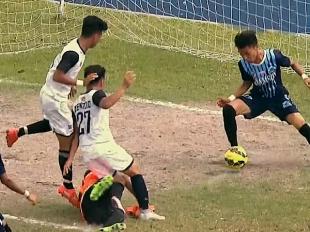 UAAP 79 Men's Football: UST vs ADU Game Highlights