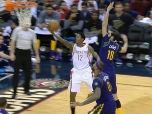Lou Williams scores 27 points vs the Pelicans