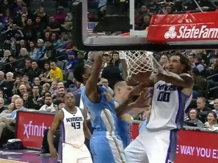 Willie Cauley-Stein scores 29 points vs the Nuggets