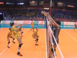 UAAP 79 WOMEN'S VOLLEYBALL ROUND 1: FEU vs NU (S1)