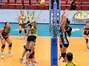 UAAP 79 Women's Volleyball: UST vs ADU Game Highlights