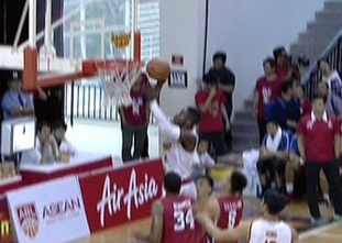 ASEAN BASKETBALL LEAGUE: ALP vs SGH (Q2)