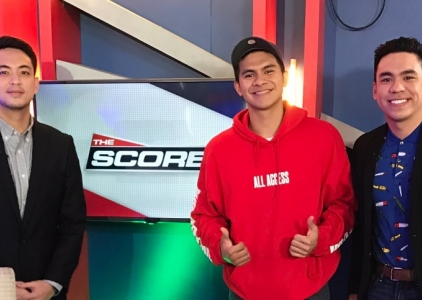 The Score: Kiefer Ravena joins Alab Pilipinas