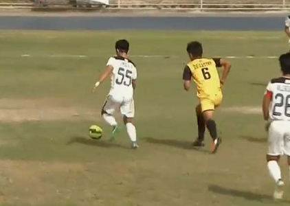 UAAP 79 Men's Football: NU vs UST Game Highlights