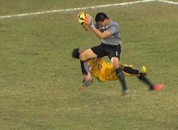 UAAP 79 Men's Football:  ADMU vs FEU Game Highlights