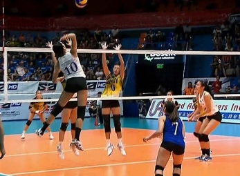 UAAP 79 Women's Volleyball: ADMU vs UST Game Highlights