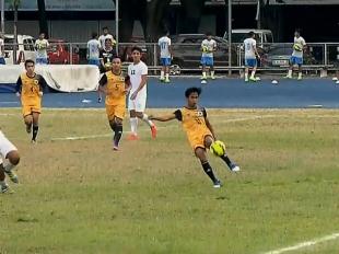 UAAP 79 Men's Football: UST vs UE Game Highlights