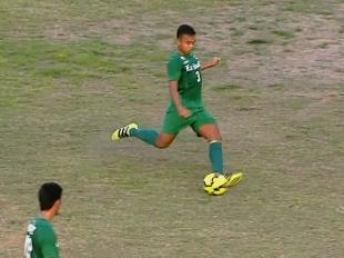 UAAP 79 Men's Football: DLSU vs ADU Game Highlights
