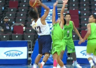 NBTC LEAGUE FINALS DIVISION 2: AMS VS SJC (Q2)