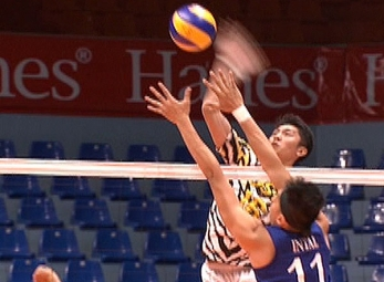 UAAP 79 MEN'S VOLLEYBALL ROUND 2: UST vs ADMU (S1)
