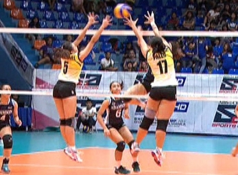 UAAP 79 WOMEN'S VOLLEYBALL ROUND 2: UST vs AdU (S3)