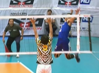 UAAP 79 Men's Volleyball: ADMU vs UST Game Highlights