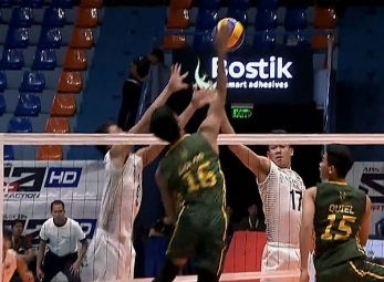 UAAP 79 MEN'S VOLLEYBALL ROUND 2: NU vs FEU (S1)