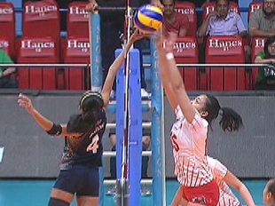 UAAP 79 WOMEN'S VOLLEYBALL ROUND 2: UE vs NU (S4)