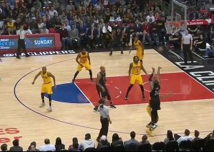 Recap: Clippers 108, Cavaliers 78