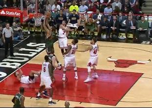 Recap: Bulls 95, Jazz 86
