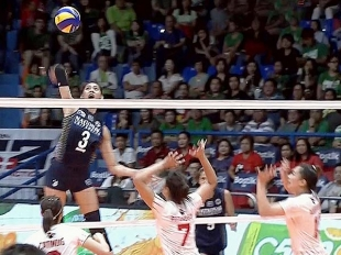 UAAP 79 Women's Volleyball: NU vs UE Game Highlights