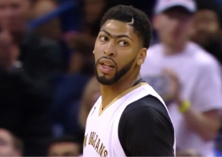 Anthony Davis drops 28 points on the Timberwolves