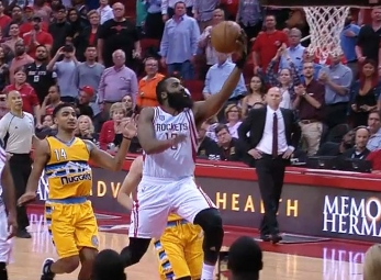 Harden drops 39 points plus the game-winner vs the Nuggets